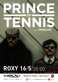 Prince of Tennis a Prodavač v ROXY